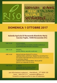 Festa in cascina